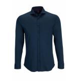 Desoto Overhemd 21008 blauw