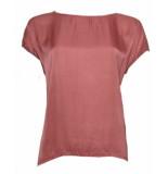 20 TO 56-3 067 shirt uni rosa