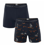 Muchachomalo Boys 2-pack short print/solid