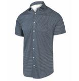 Blue Industry Overhemd 2200.21 blauw