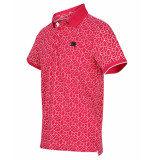 Blue Industry Polo kbis20-m34 roze
