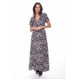 Colourful Rebel 8326 elva tropical maxi dress -
