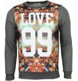 Enos Sweater mythologie motief love 99 print