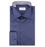 Eton Contemporary fit overhemd met lange mouwen