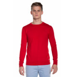 Scotch & Soda Trui ronde hals rood