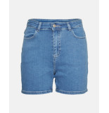 MOSS COPENHAGEN 15428 petra hw denim shorts