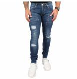 Richesse Cuzco blue jeans