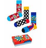 Happy Socks Sok xfat08 blauw