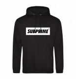 Subprime Hoodie block black