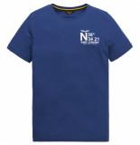 PME Legend Ptss204572 5090 short sleeve r-neck single jersey mazarine blue