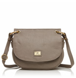 dR Amsterdam Schoudertas Taupe One size