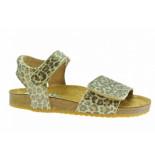 Clic! Grass meisjes sandaal beige