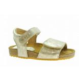 Clic! Grass meisjes sandaal zilver