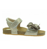Clic! 186/1 meisjes sandaal beige