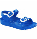 Birkenstock Sandaal kids rio eva scuba blue narrow blauw
