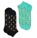 Happy Socks flamingo low socks color