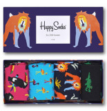 Happy Socks gift box animal color