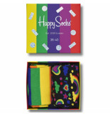 Happy Socks gift box pride color
