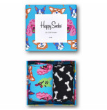 Happy Socks gift box dog color copy