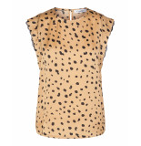 Co'Couture Top camel