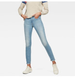 G-Star D05175-6553-424 high waist skinny jeans blauw