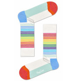 Happy Socks half stripe -