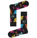 Happy Socks dog - zwart