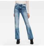 G-Star D01541-c296-b471 high flare jeans