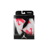 Nike Jordan 1 crib at3745-116 / roze wit