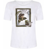 Tramontana T-shirt white wit