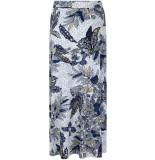 Tramontana Skirt print whites blauw
