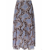 Tramontana Skirt print blues