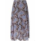 Tramontana Skirt print blues blauw