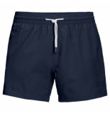 Jack Wolfskin Zwembroek men bay swim short night blue blauw