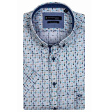 Giordano Sky ss button down 106024/70