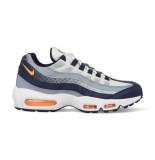 Nike Air max 95 aj2018-401 / oranje blauw