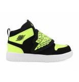 Nike Sky jordan 1 bq7197-007 / geel zwart