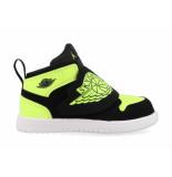 Nike Sky jordan 1 bq7196-007 / geel zwart