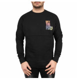 Off The Pitch Mirage pearl edge crewneck