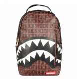 Sprayground Offended shark backpack