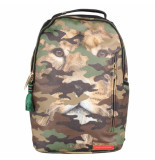 Sprayground Lion camo backpack