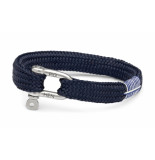 Pig & Hen Armband sharp simon navy