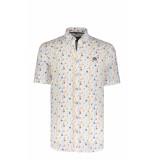 State of Art Casual overhemd met korte mouwen