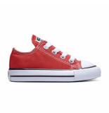Converse All stars chuck taylor 7j236c rood