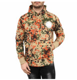 Off The Pitch Full top 2.0 camo hoodie