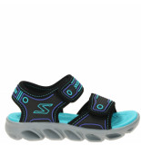 Skechers S-lights slipper blauw