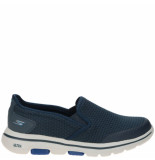 Skechers Performance instapper blauw