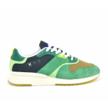 Scotch & Soda Sneakers groen