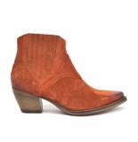Curiosite Korte laarzen bruin