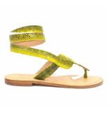 Balibali Sandalen geel